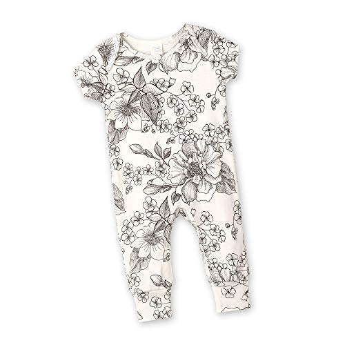 - Tesa Babe Spring Floral Romper for Newborns, Baby Girls & Toddlers, Multi (Botanica, Newborn)