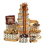 Broadway Basketeers Be My Valentine Gourmet Chocolate Gift Tower by Broadway Basketeers
