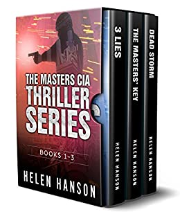 THE MASTERS CIA THRILLER SERIES - BOOKS 1 - 3 - BOX SET by [Hanson, Helen]