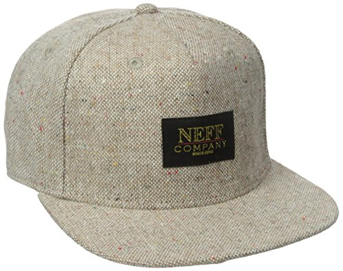 neff-mens-kinley-cap-brown-one-size