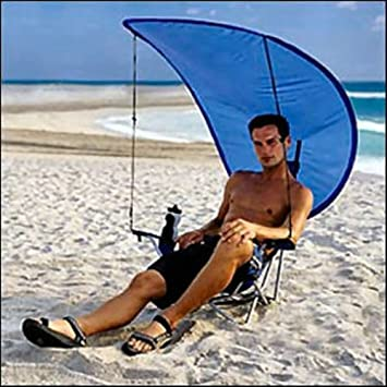 Kelsyus Backpack Beach Chair with Canopy & Amazon.com: Kelsyus Backpack Beach Chair with Canopy: Sports ...