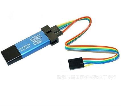 ST-LINK V2 ST LINK STM8 STM32 kompatibler Emulator USB Programmer Debugger