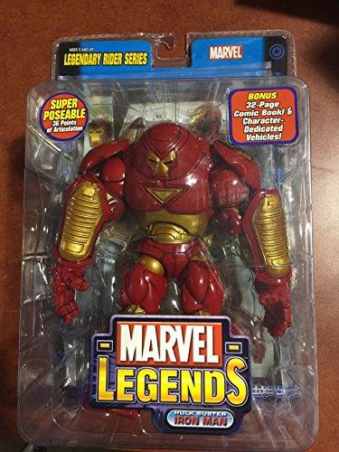 Hulk Buster Armor Ironman (Marvel Legends Legendary Riders Figure: Iron Man Hulk Buster)