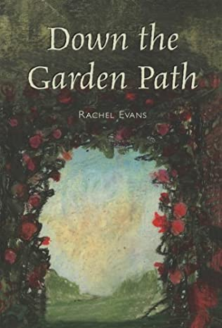 book cover of Down the Garden Path