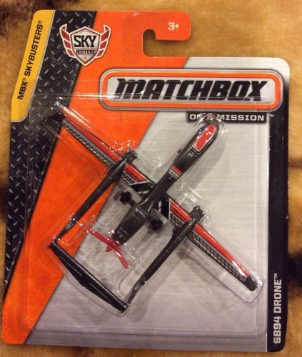 (2013 Matchbox MBX Sky Busters SB94 Drone)