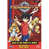 Medabots - Back in the Robattle Again