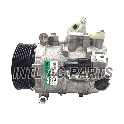 JPB000183 JPB100182 JPB100183 447180-8380 447180-8381 auto ac compressor for LAND Rover Range Rover Sport/Landrover Discovery Mk 3 2.7 V6 Tdi 2004-2009 (Range Rover Ac Compressor)