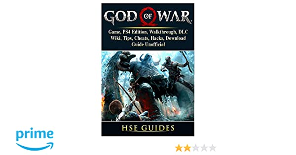 God of War 4 Game, Ps4 Edition, Walkthrough, DLC, Wiki, Tips, Cheats