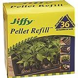 Jiffy 36-Plant Pellet Refill