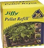 Jiffy J3R36 36mm Plant Pellet Refill 36 Count