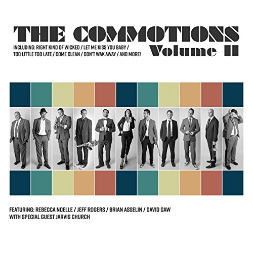 The Commotions - Volume II - (BAMI006) - CD - FLAC - 2017 - HOUND Download
