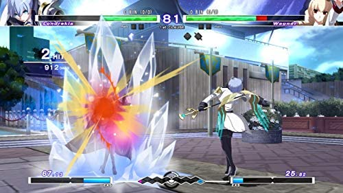 UNDER NIGHT IN-BIRTH Exe:Late[cl-r] - Switch