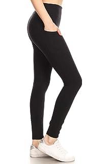 206b0b04dfb90 Leggings Depot High Waisted Leggings -Soft & Slim - Solid Colors & 1000+  Prints
