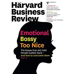 Harvard Business Review, September 2013
