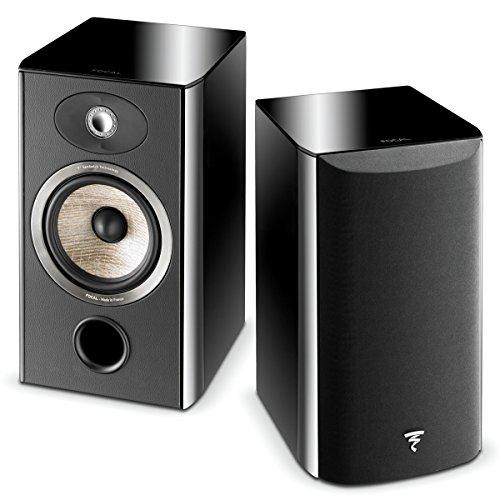 Focal Aria 906 2-Way Bass Reflex Bookshelf Speakers - Pair (Black Piano Lacquer)
