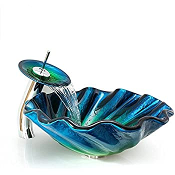 Seashell Clam Beach Lake Bathroom Vessel Sink Amazon Com