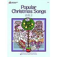WP222 - Popular Christmas Songs Level 2 - Bastien