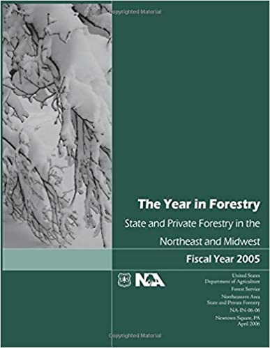 Book The year in Forestry: State and Private Forestry in the Northeast and Midwest