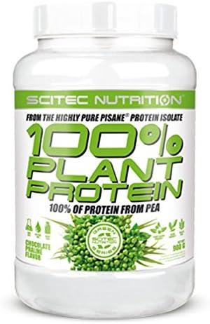 Scitec Nutrition Green Series 100% Plant Protein - 900 gr Chocolate-Praline