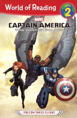 Captain America: The Winter Soldier (Turtleback School & Library Binding Edition) pdf