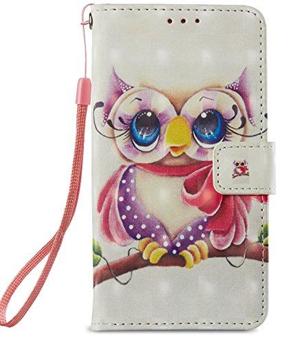 Case for Samsung Galaxy J3 Emerge / J3 2017 / J3 Prime / J3 Mission / J3 Eclipse / J3 Luna Pro / Sol 2 / Amp Prime 2 / Express Prime2 PU Leather Wallet Credit Card Pocket Hand Strap Folio Phone Shell