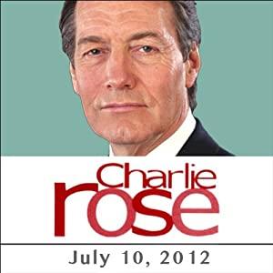 Charlie Rose: Dexter Filkins, James Carville, and Stan Greenberg, July 10, 2012 Radio/TV Program