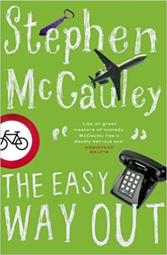 Book The Easy Way Out by Stephen McCauley (2006-07-03)