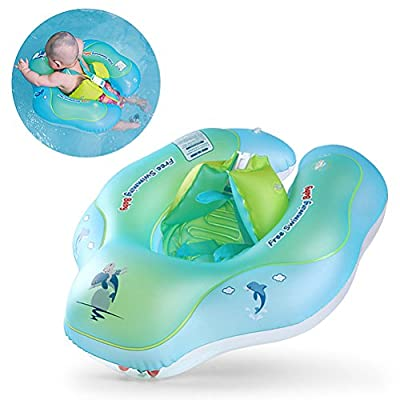 Free Swimming Baby Inflatable Baby Underarm Swimming Ring Baby Floats for Swimming Pool by kingpou that we recomend personally.