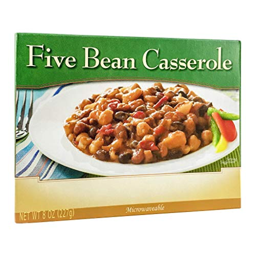 BariatricPal Microwavable Single Serve Protein Entree - Five Bean Casserole