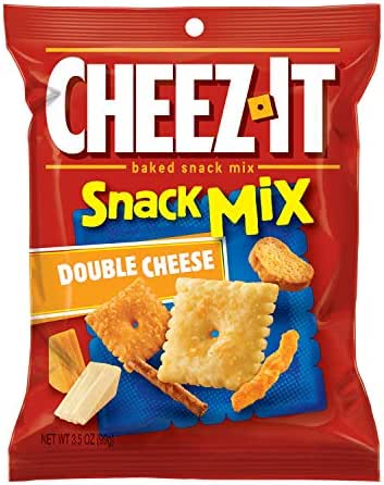 Crackers: Cheez-It Snack Mix