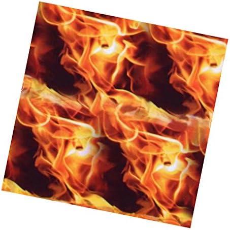 水転写シート プリント 全4タイプ 水転写 印刷フィルム PVA(ポリビニルアルコール) 0.5x2m  - タイプ1