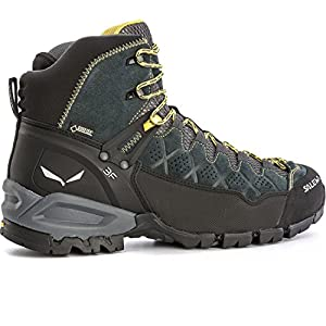 Salewa Alpine Trainer Mid GTX Walking Boots - SS16-11 - Black
