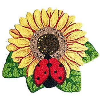 Amazon Com Memorecool Handmade Needlepoint Sunflower