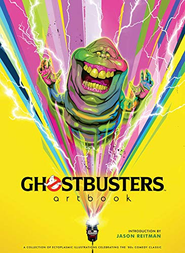 Ghostbusters: Artbook by Insight Publications