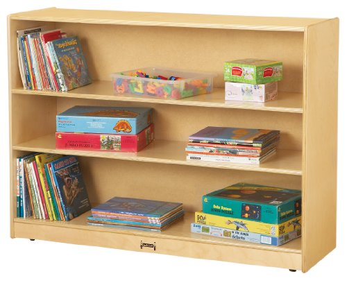 Jonti-Craft 0769JC Super-Sized Adjustable Bookcase