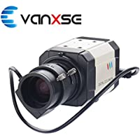 Vanxse Cctv mini 1/3 Sony Effio CCD 960h Auto Iris 1000tvl 2.8-12mm Varifocal Lens Bullet Box Security Camera Surveillance Camera