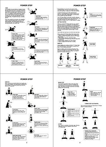 KLB-Sport-43-Adjustable-Exercise-Equipment-Step-Platform-For-Sports-FitnessBlack-Grey