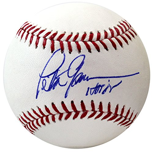 peter-gammons-autographed-baseball-grandstand-cube-included-certified-authentic