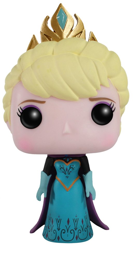 Funko POP Disney: Frozen - Coronation Elsa Action Figure Funko Pocket Pop!: 4832 Misc. Product