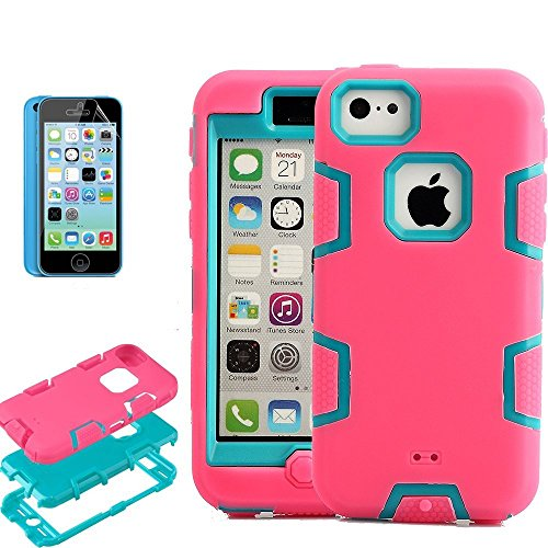 5c colorful cases - 5