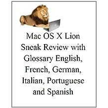 French: Mac OS X Lion: Sneak Examen (French Edition)