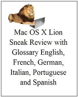 Italian: Mac OS X Lion: Sneak Recensione (Italian Edition) by [Darwich, Alan]