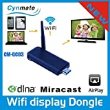 NEXTECH CLE HDMI Android multimédia WiFi Display dongle airplay