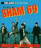 SHAM 69 - THE BEST OF SHAM 69 - COCKNEY KIDS ARE I (DVD Audio)