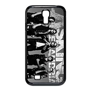 CTSLR Band Asking Alexandria Protective Hard Case Cover Skin for Samsung Galaxy S4 I9500-1 Pack- 7 by lolosakes