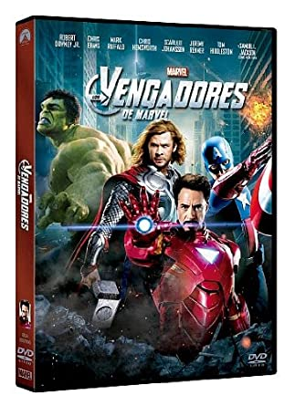 Los Vengadores (Import Movie) (European Format - Zone 2) (2012)