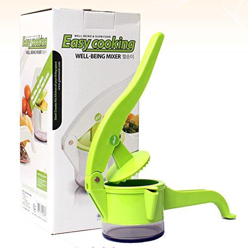Easy-Cooking Hand Press Manual Citrus Fruit Juicer - Squeezer For Lemon Lime Orange Tomato Strawberry etc.., (Best Citrus Juicer India)