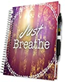 #9: Daily Planner 2018-2019 5x8 Hardcover - 15 Months Dated April 2018 to June 2019 - Spiral Hardbound Planner - Pages in Color - Weekly Monthly Academic Calendar Year | by Tools4Wisdom Planners