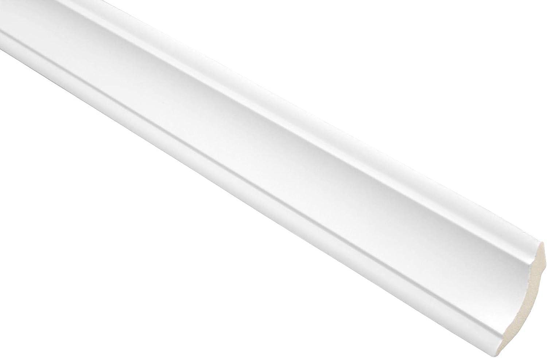 35x35mm PU Eckprofil Zierleiste Dekor sto/ßfest Hexim FH1008 2 Meter