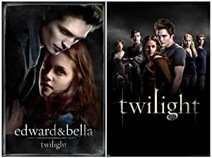 Twilight Movie Poster SET 2 Great posters! Robert Pattinson Kristen Stewart